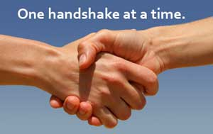 one-handshake-at-a-time